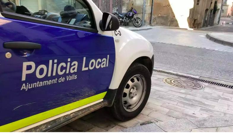 Policia local de Valls