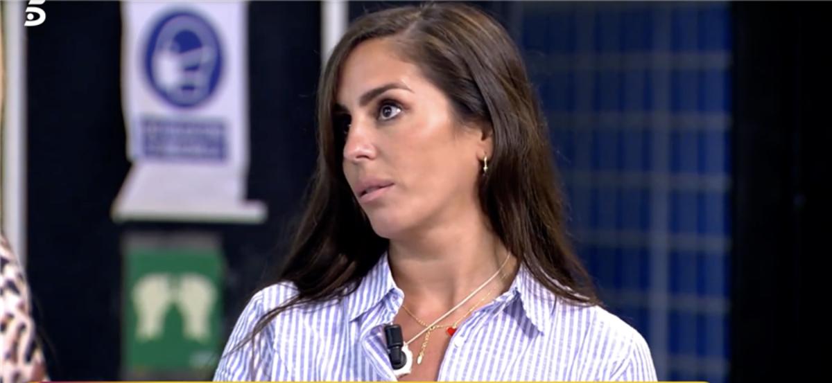 Anabel Pantoja torna a 'Sálvame' - Telecinco