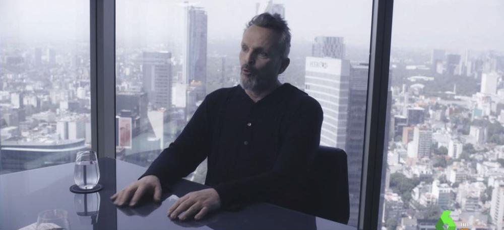 Miguel Bosé, a l'entrevista amb Jordi Évole - La Sexta