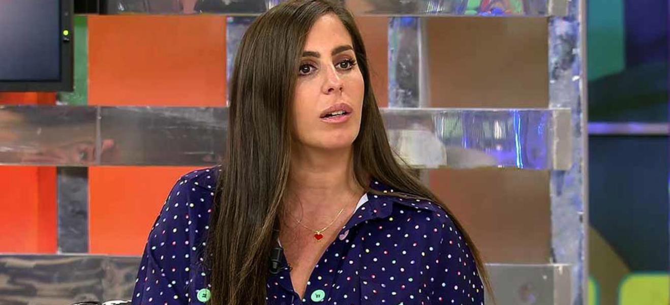 Anabel Pantoja, molt enfadada en el retorn a 'Sálvame' - Telecinco