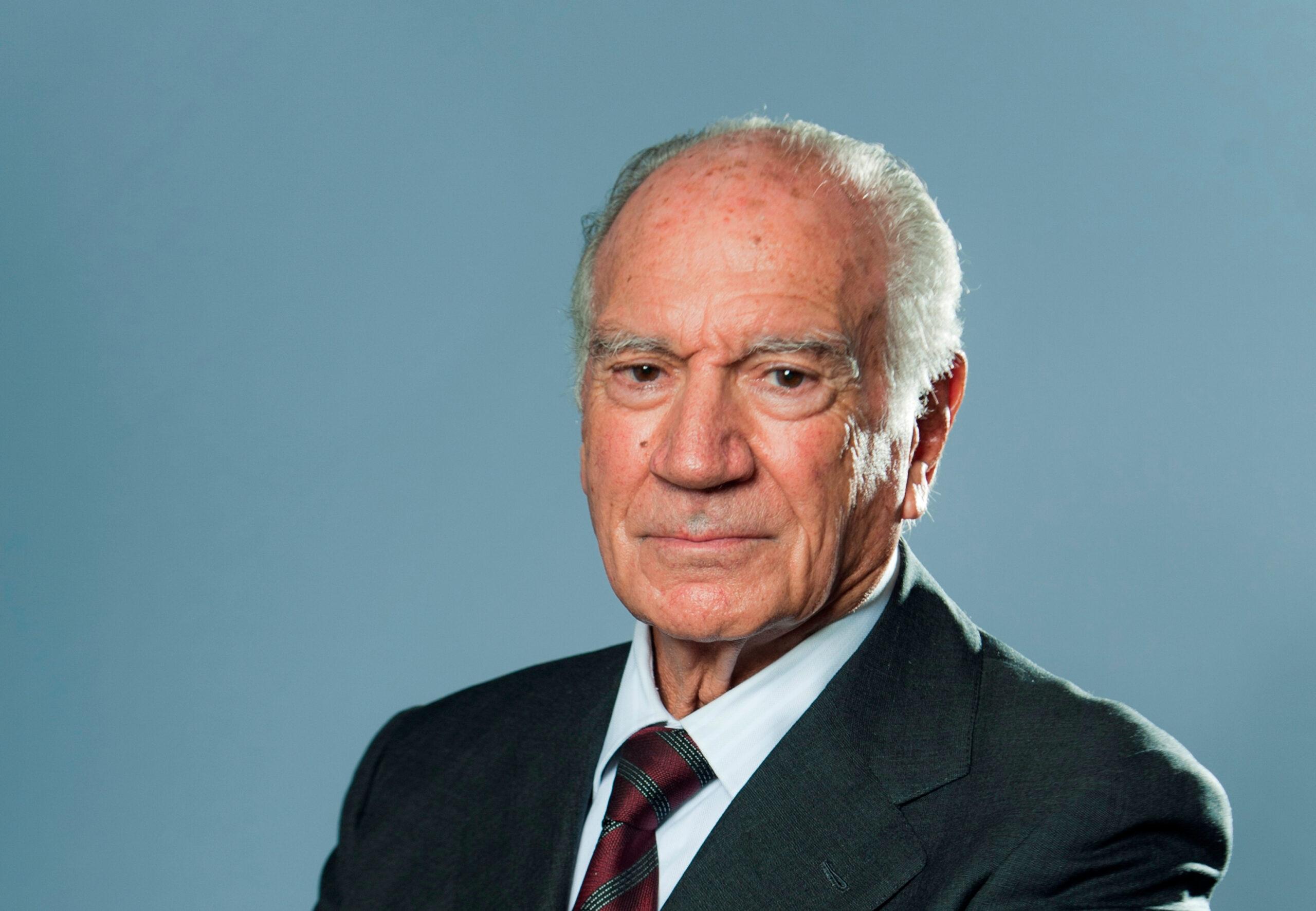 L'expresident de la firma Puig, Mariano Puig   ACN