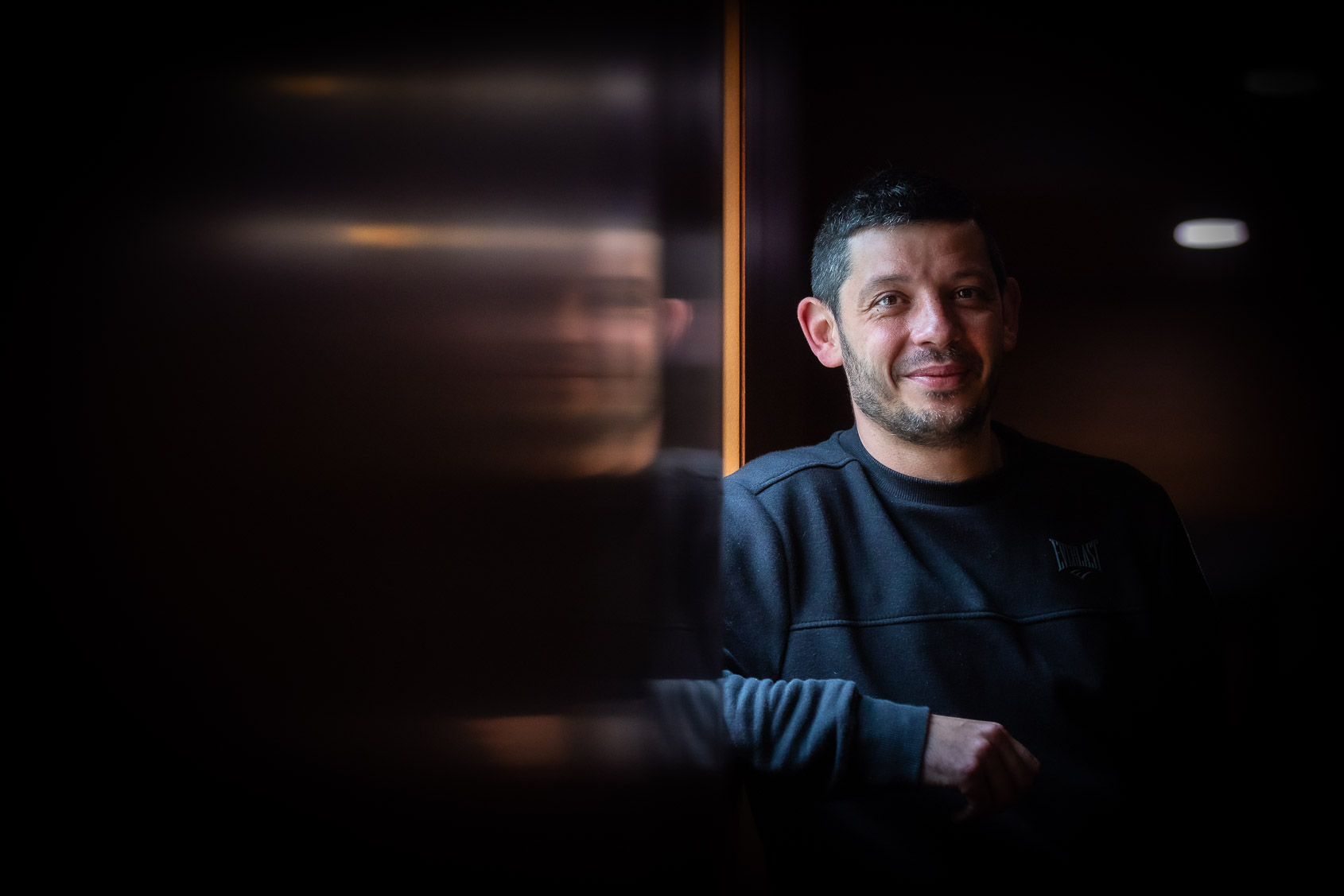Xavier Pellicer, diputat de la CUP i un dels negociadors de la formació JORDI BORRÀS