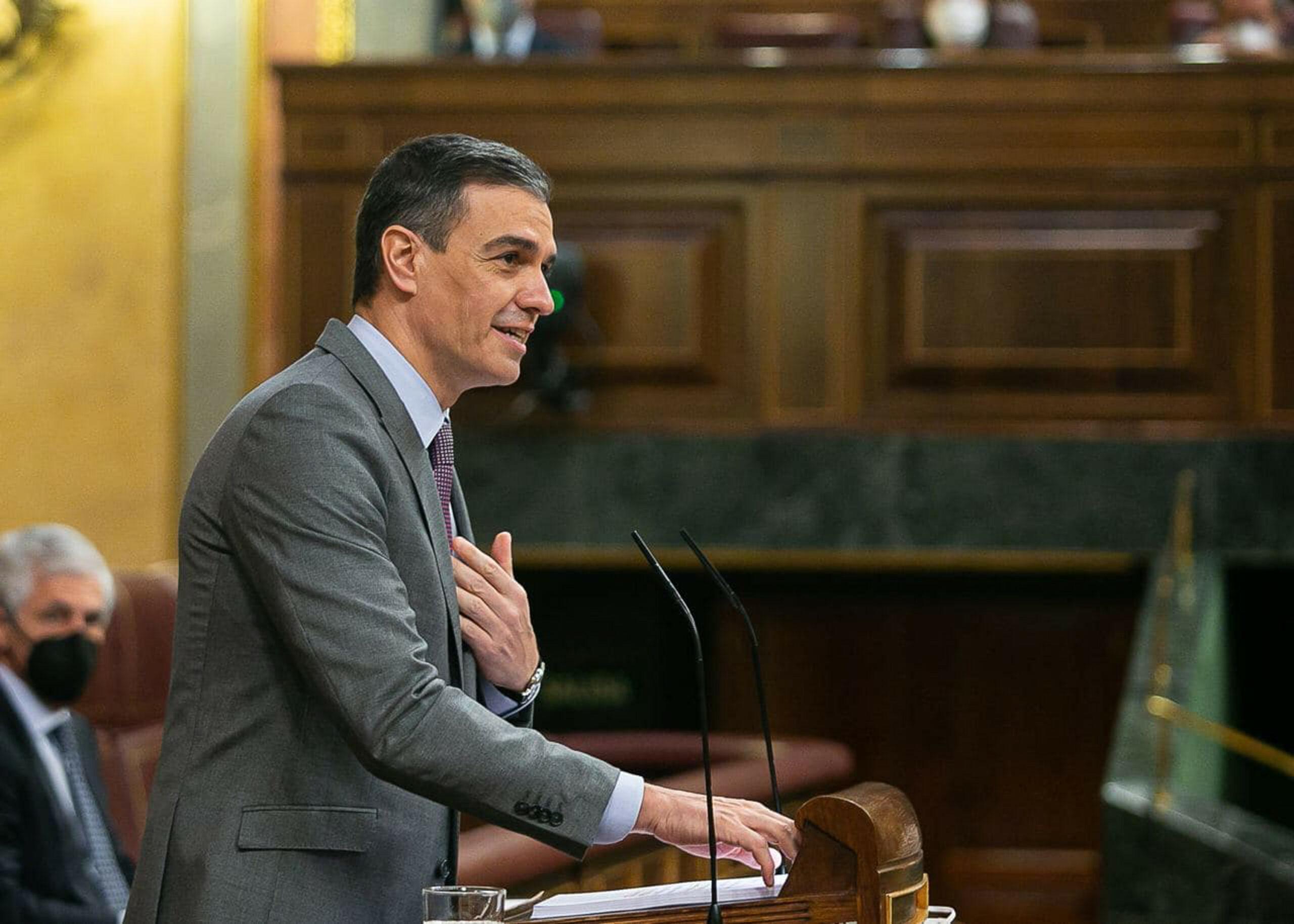 El president del govern espanyol, Pedro Sánchez | ACN