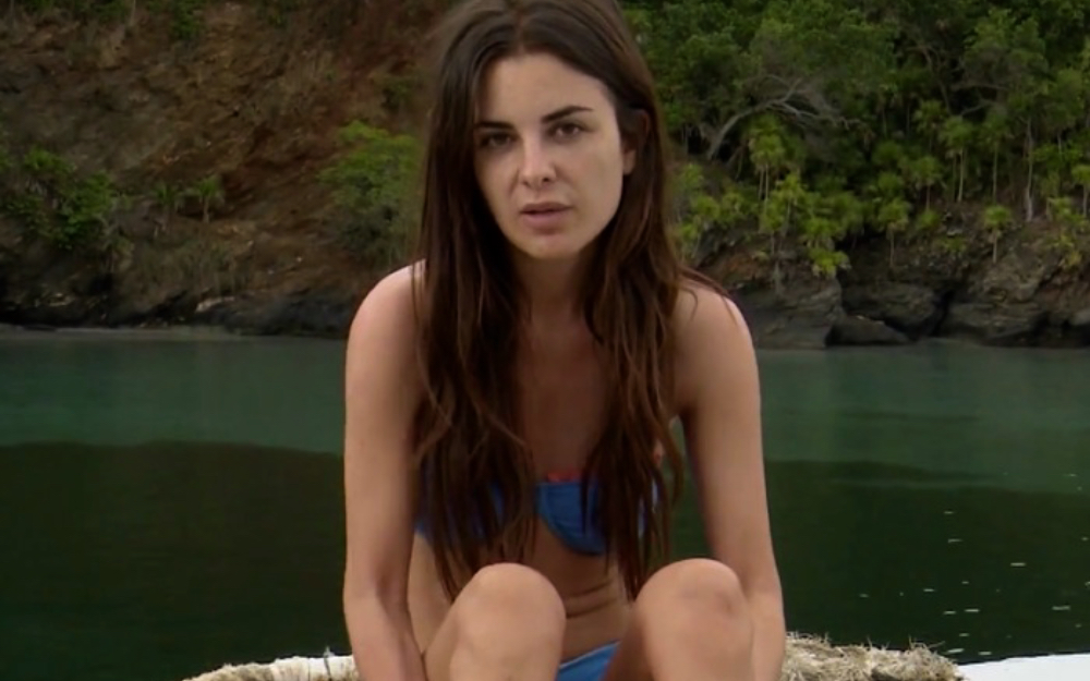 Alexia Rivas, concursant de 'Supervivientes' - Telecinco