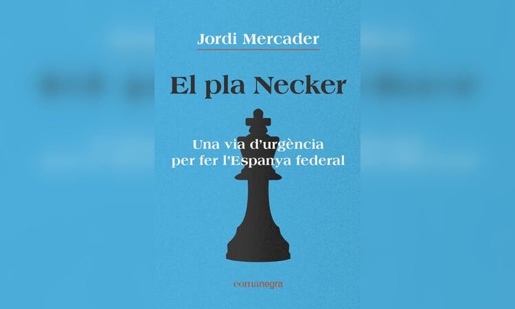 La portada del llibre 'El pla Necker'