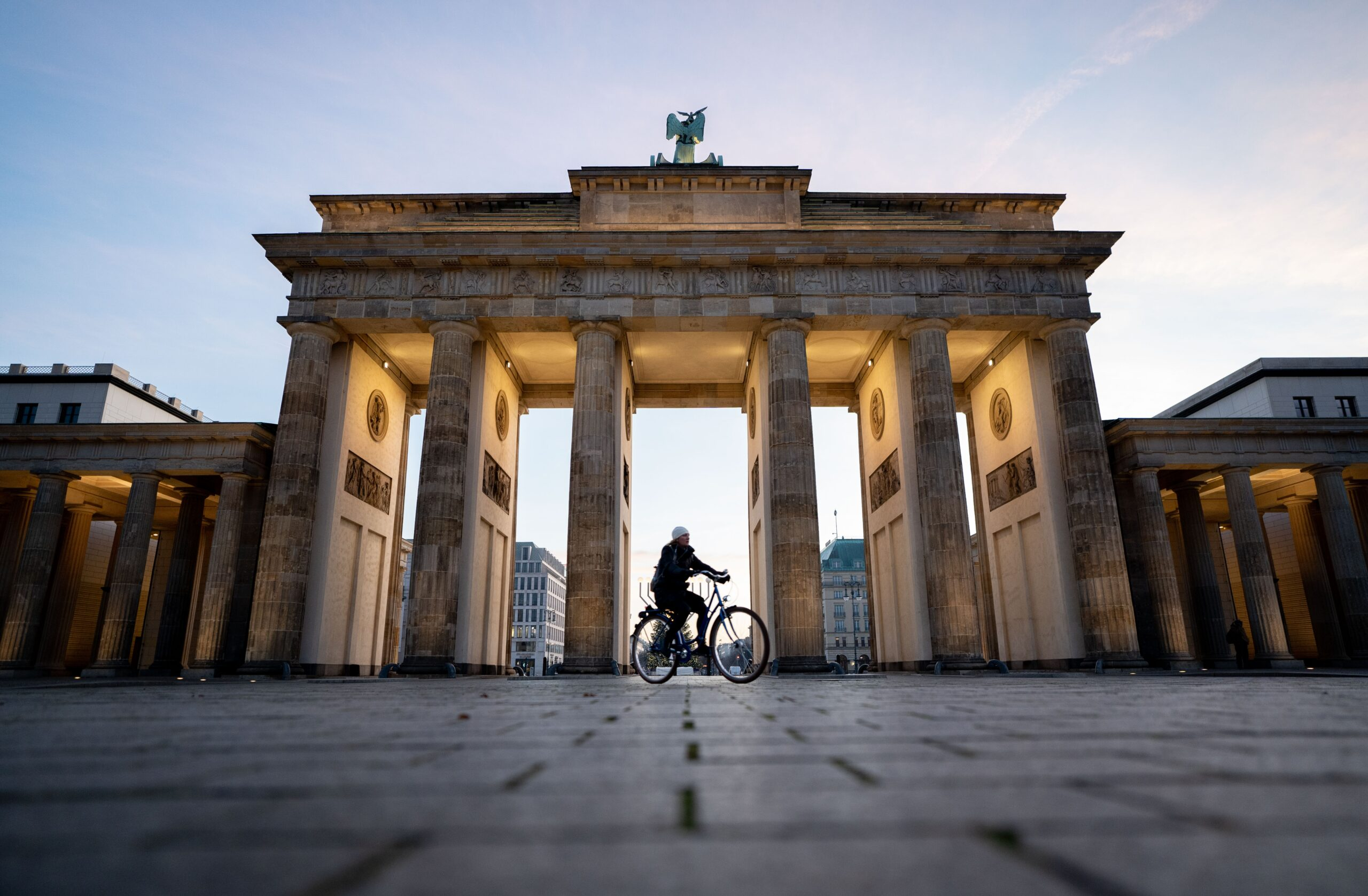 Porta de Brandenburg, Berlín   Europa Press