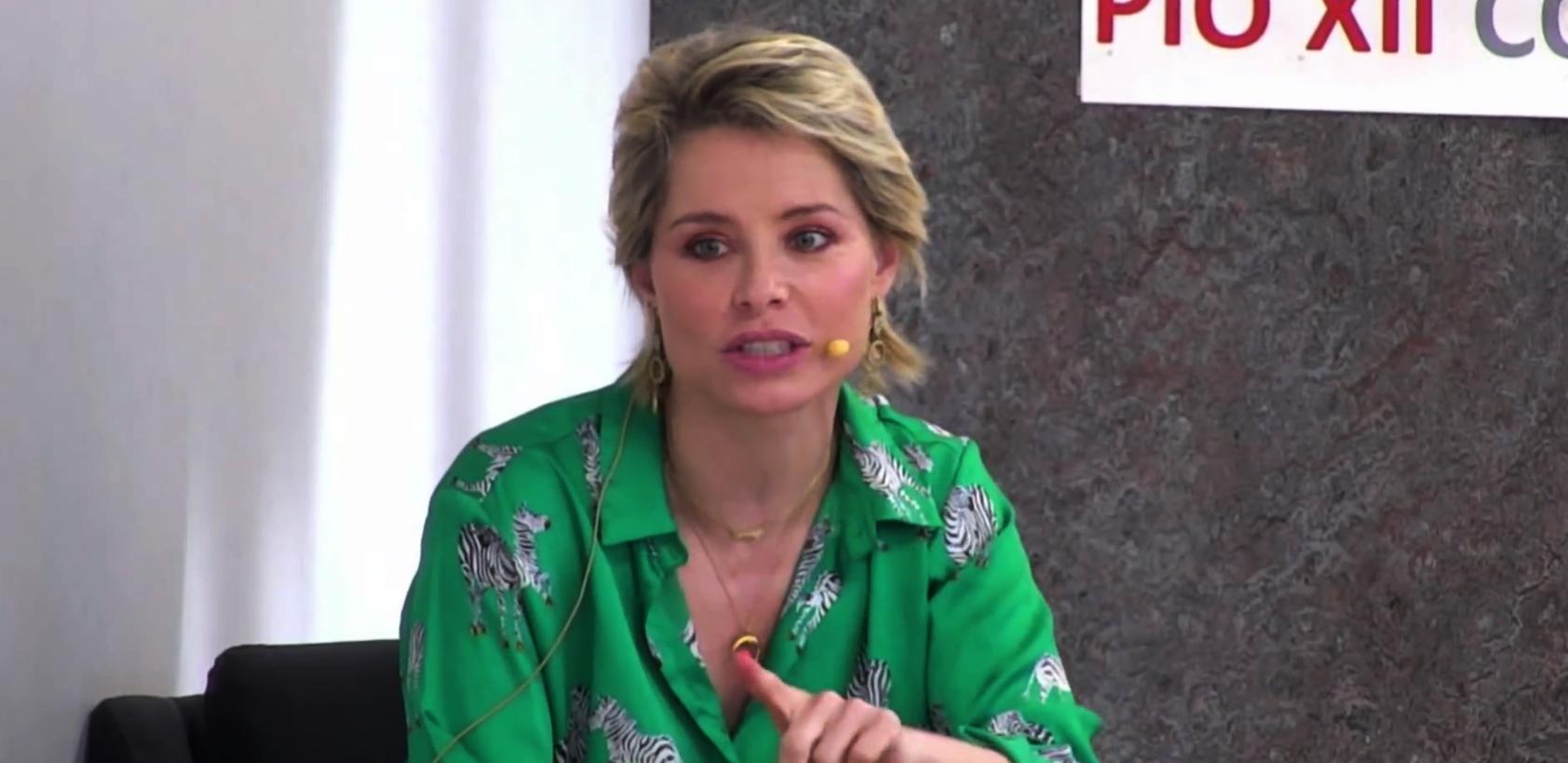 Soraya explica el malson que va viure a 'Eurovisió' - Youtube