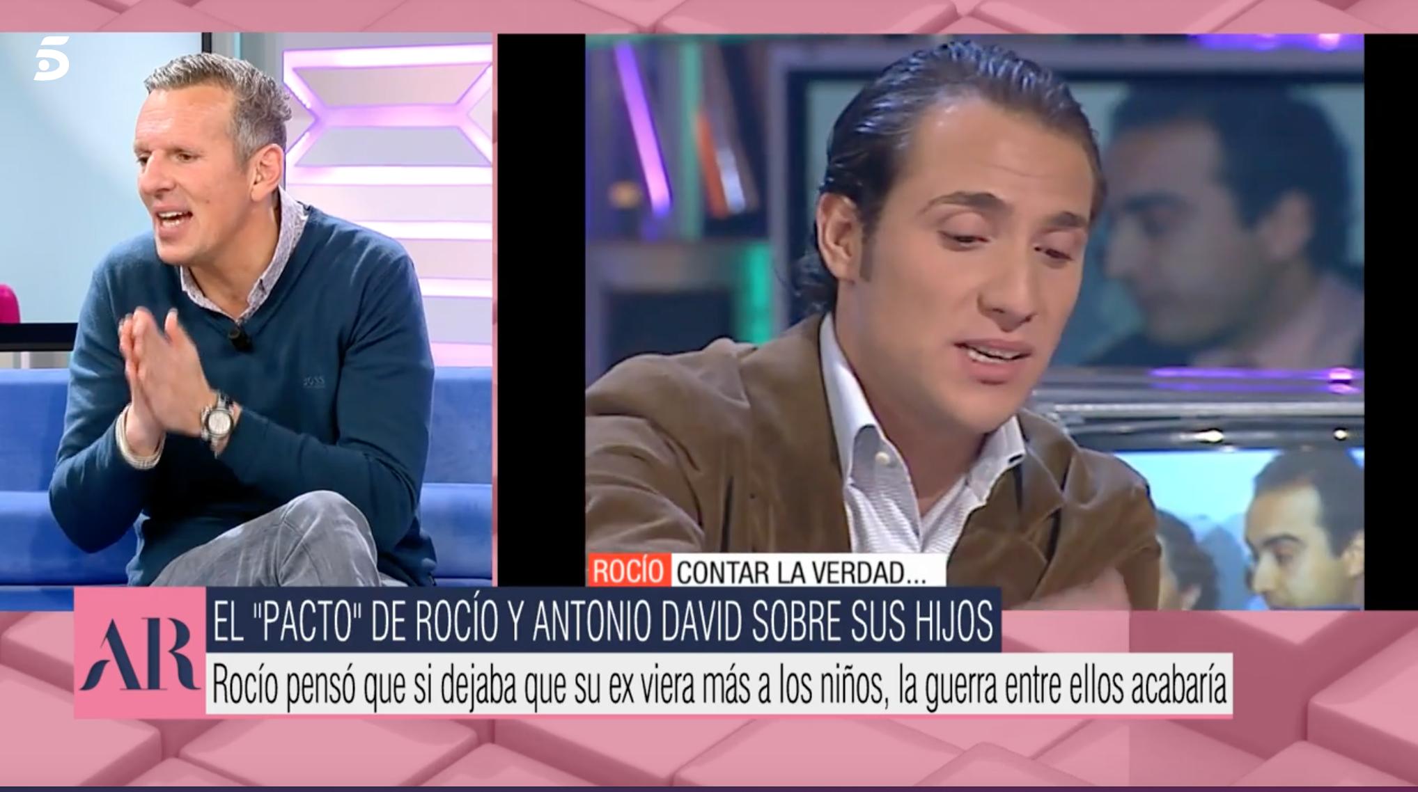 Joaquín Prat al Programa de Ana Rosa | Telecinco