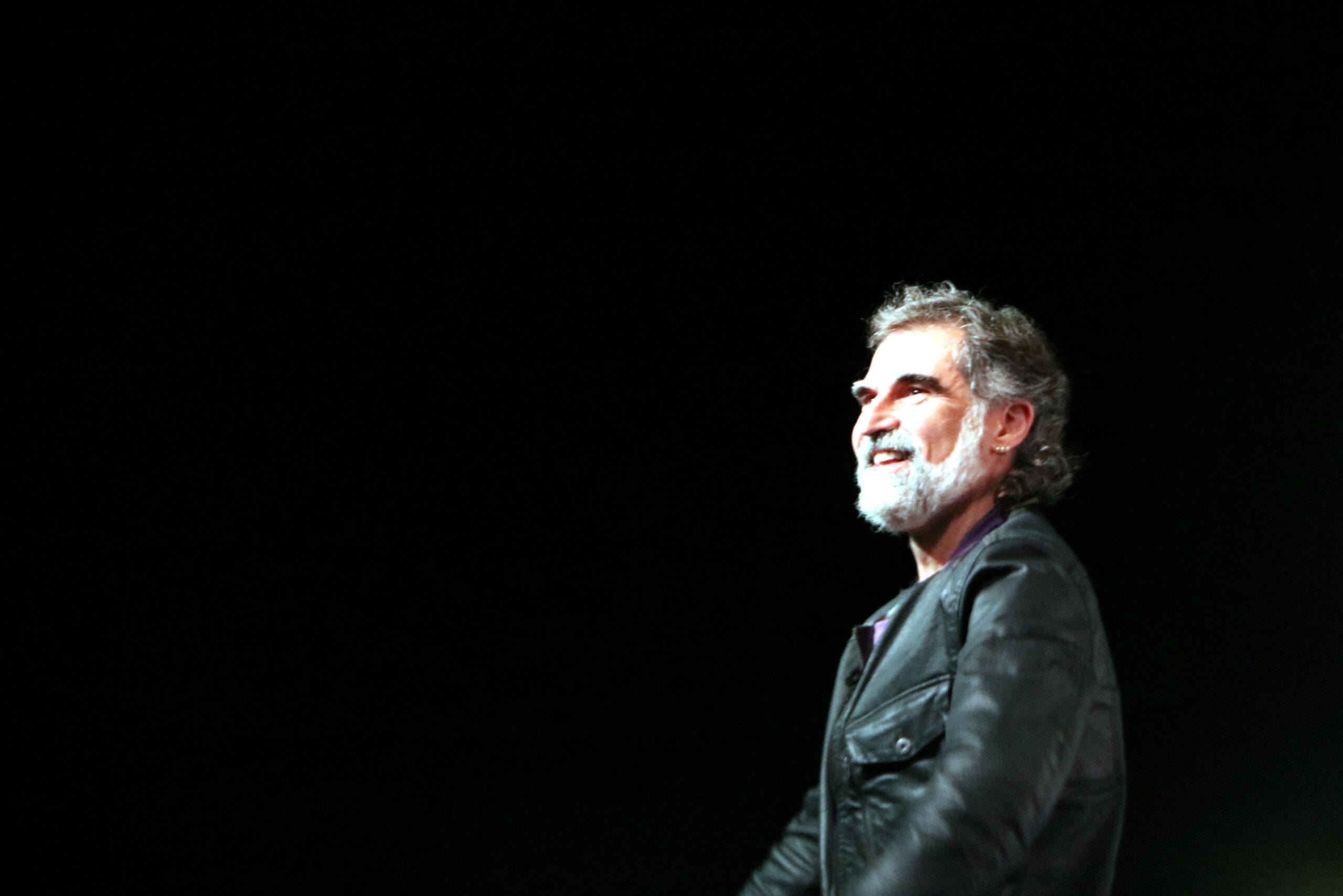Jordi Cuixart a l'entrada de Lledoners | ACN