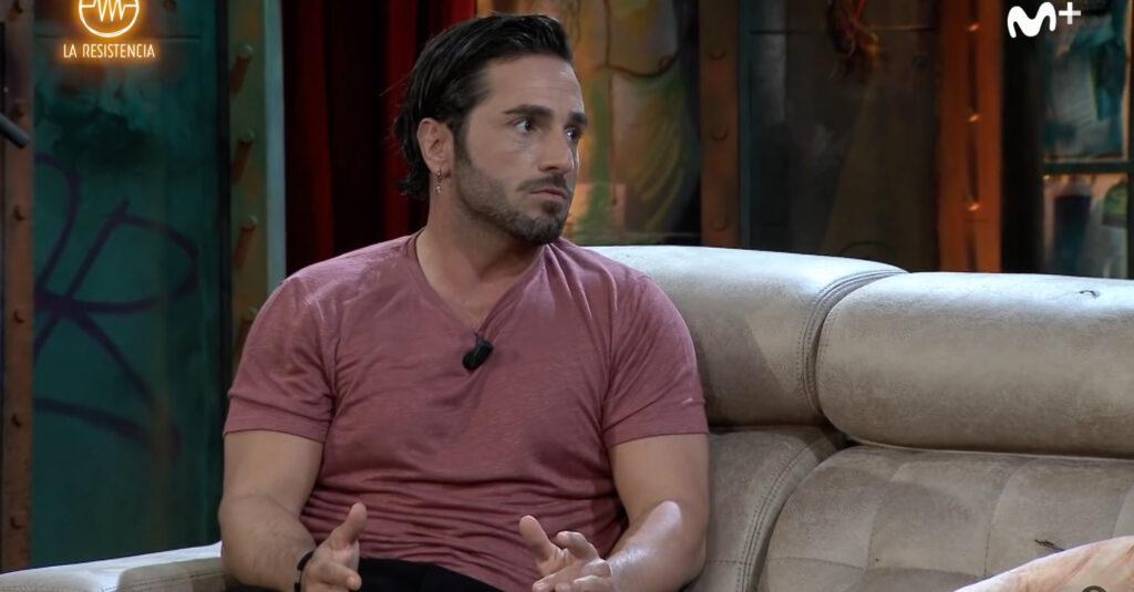 David Bustamante, entrevistat a 'La Resistencia' - Movistar +