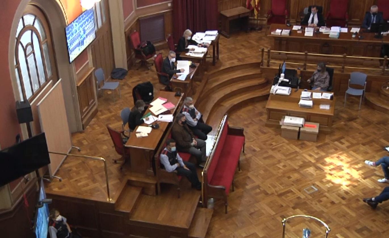 El judici per l'assassinat d'una nena de 13 anys al 2018 a Vilanova i la Geltrú (ACN)
