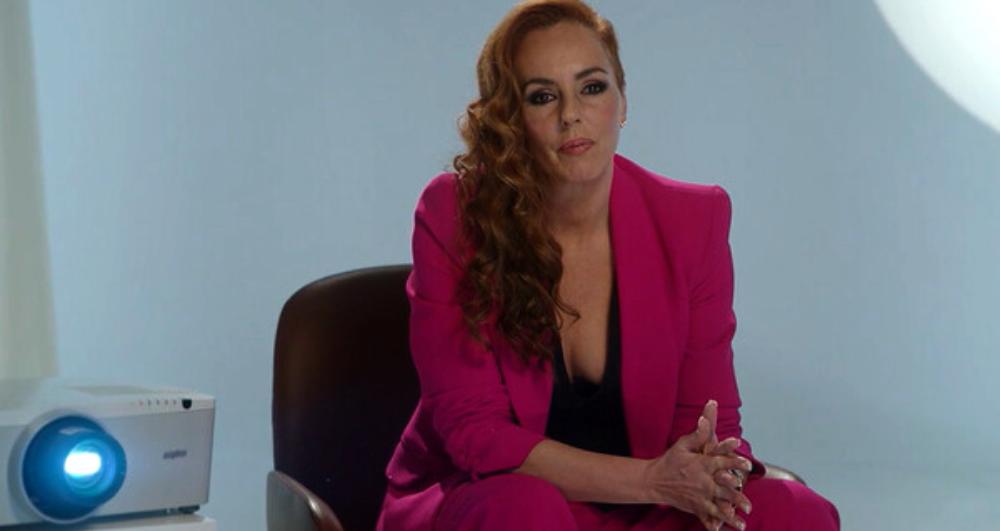 Rocío Carrasco, en el seu documental - Telecinco