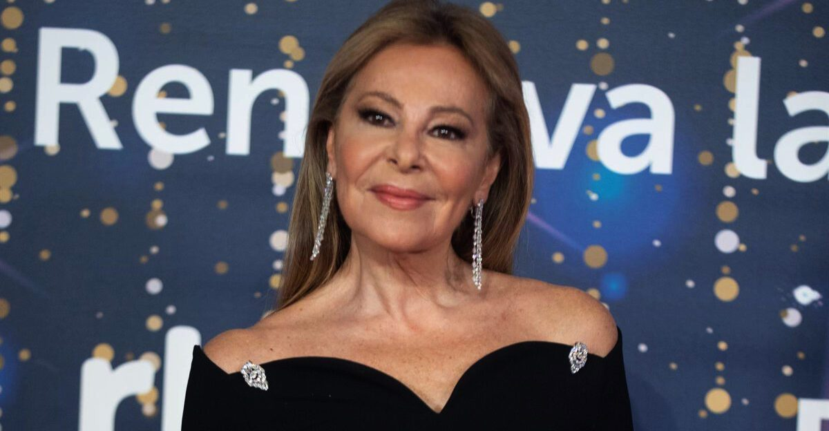 Ana Obregón, en un 'photocall' de TVE - Europa Press