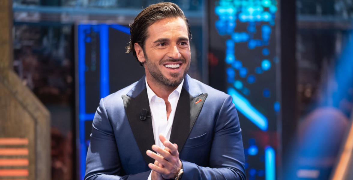David Bustamante visita 'El Hormiguero' - Antena 3