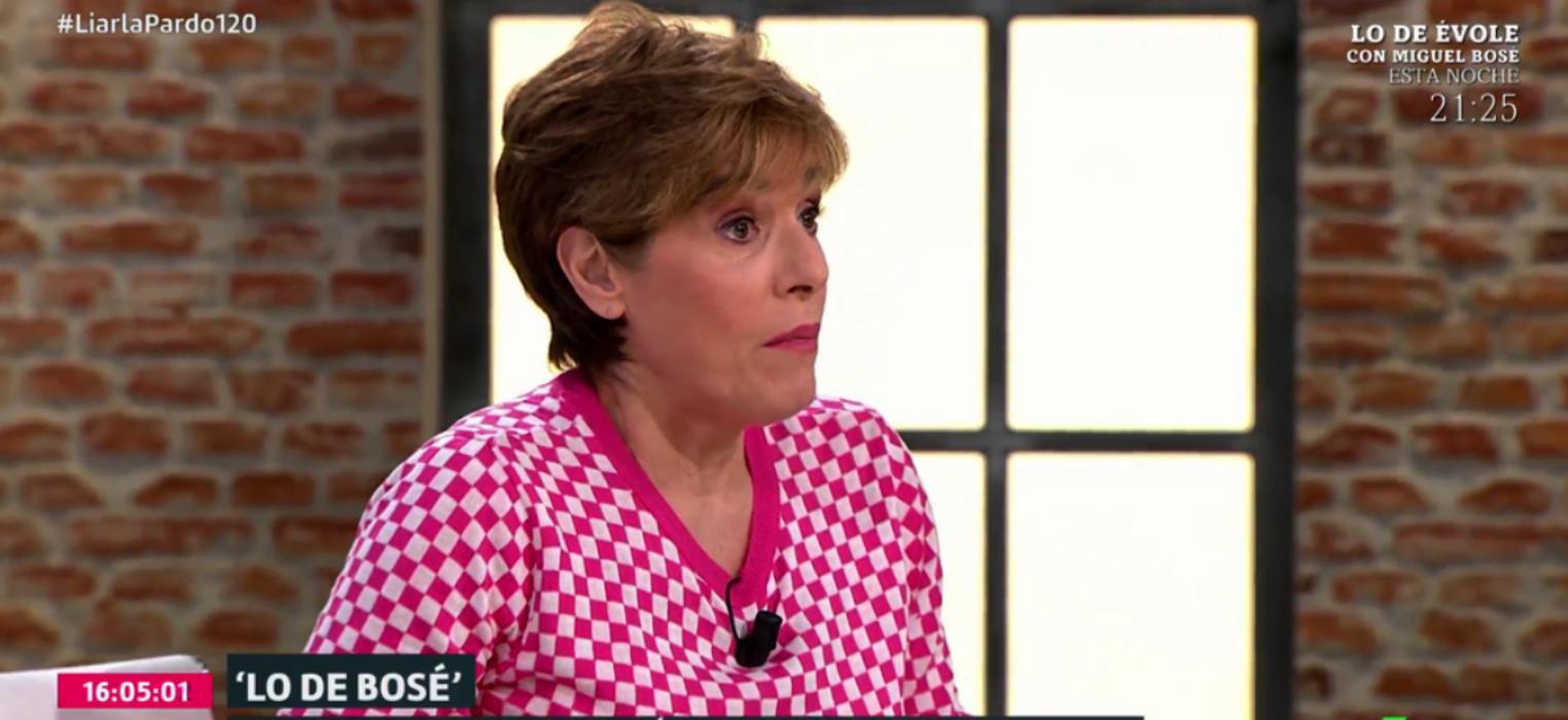 Anabel Alonso a 'Liarla Pardo' - La Sexta