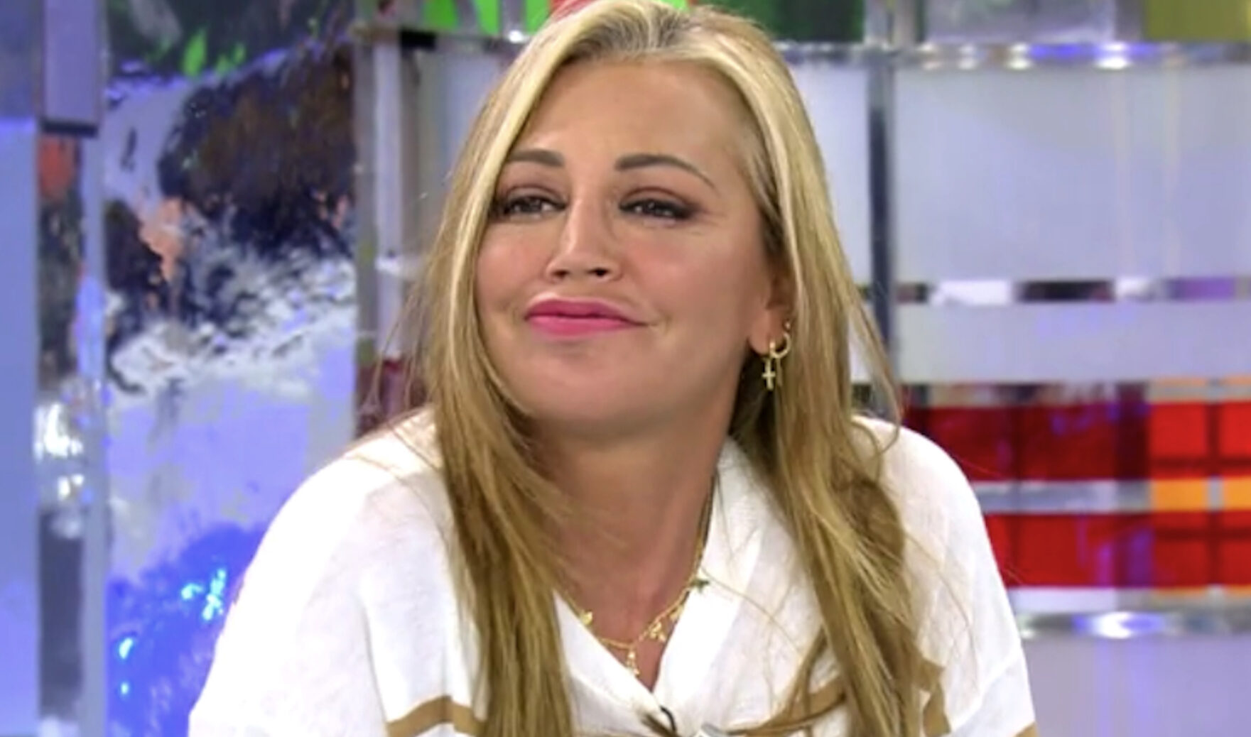 Belén Esteban a 'Sálvame' - Telecinco