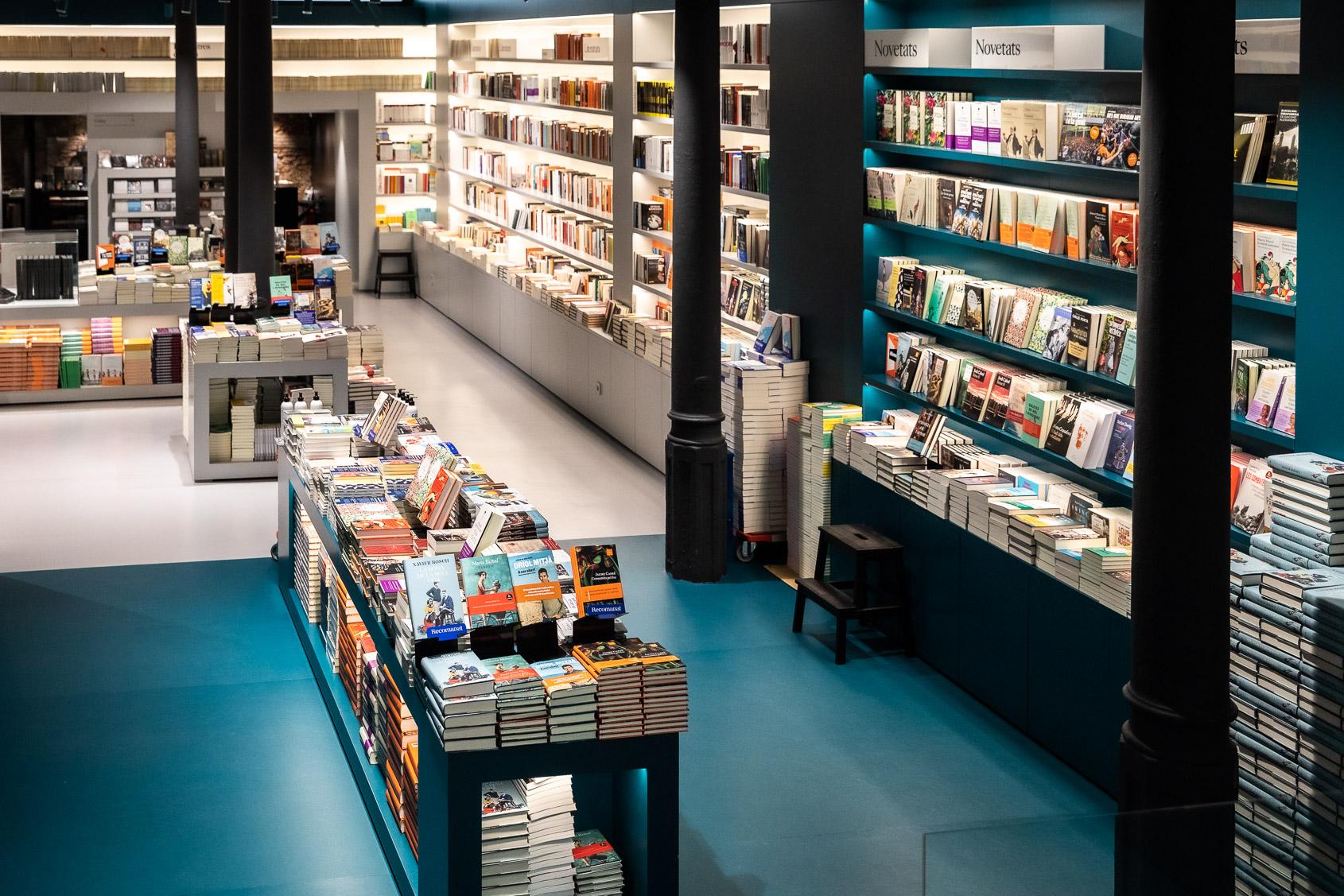 La llibreria Ona (Jordi Borràs)
