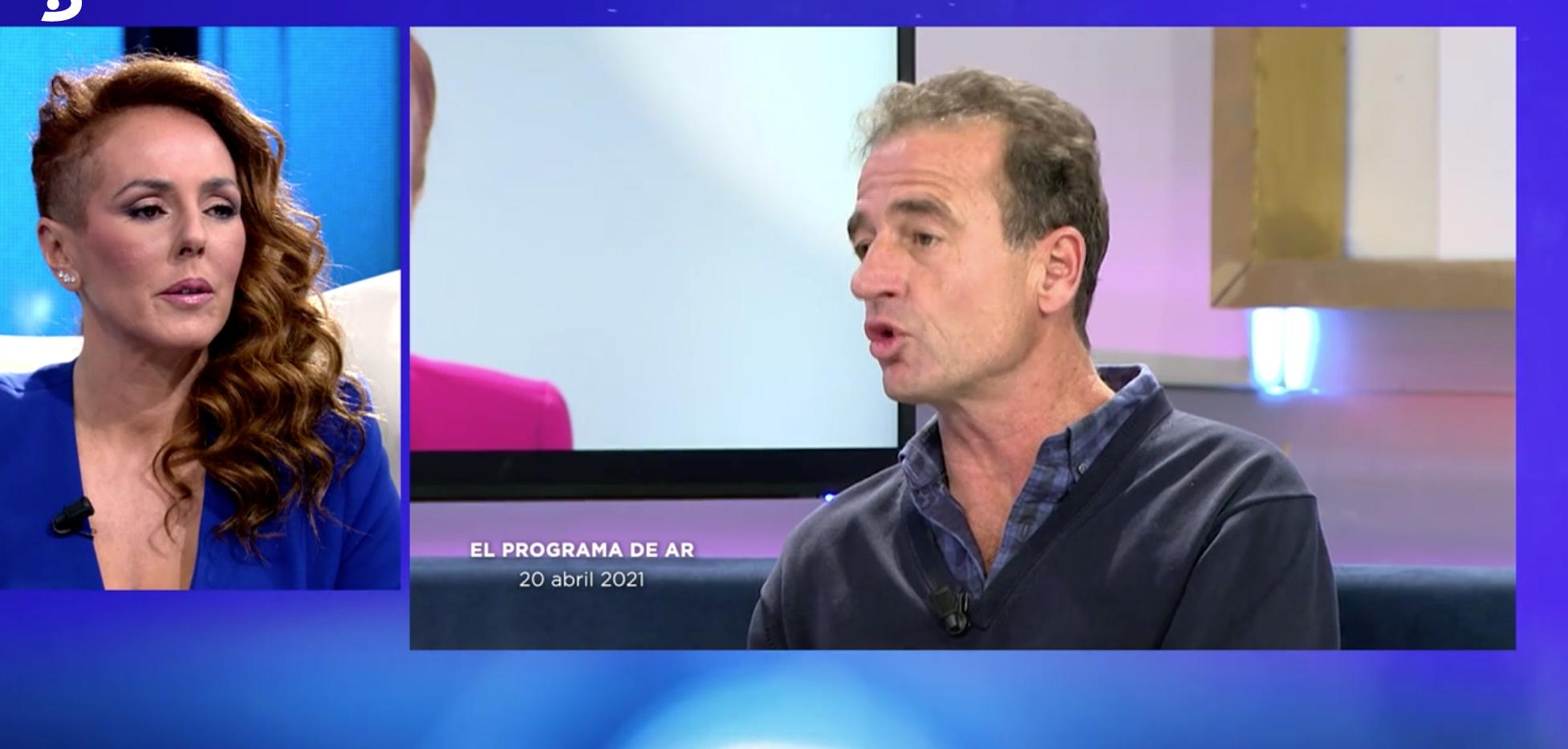 Rocío Carrasco contesta a Alessandro Lequio - Telecinco