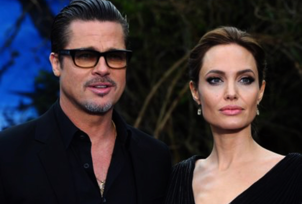 Brad Pitt i Angelina Jolie, en una foto d'arxiu - Europa Press