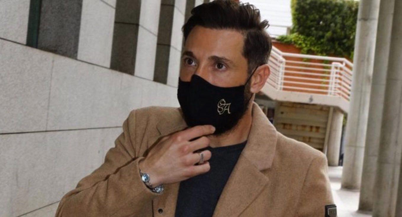 Antonio David Flores declara contra Rocío Carrasco en els jutjats - Europa Press