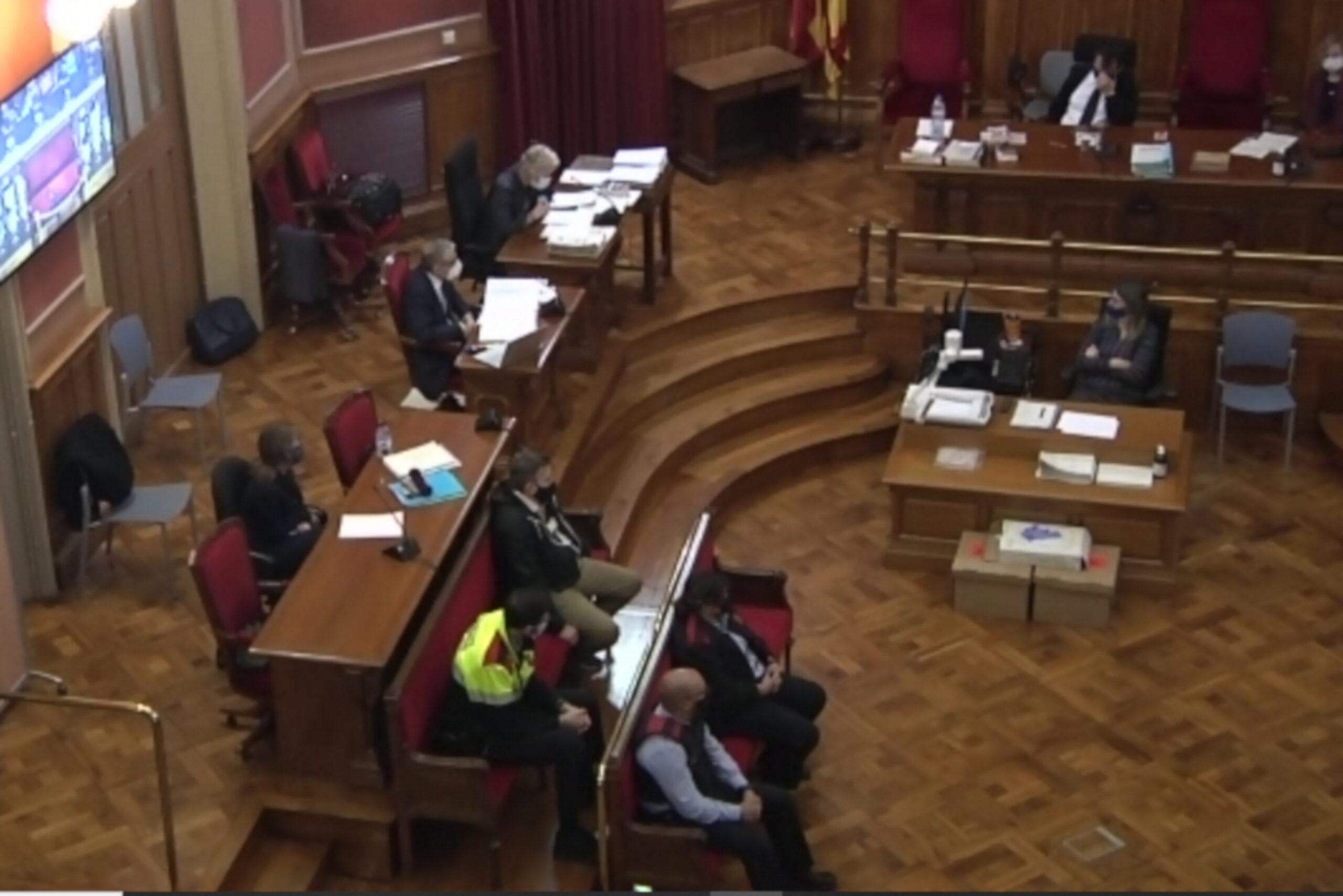 Judici a l'assassí confés d'una nena de 13 anys a Vilanova i la Geltrú, en la sessió de lectura d'informes finals i dret a última paraula de l'acusat | ACN