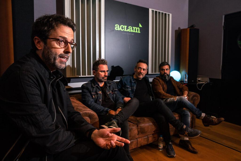 Oriol Bonet explica com sona el nou disc del grup | JORDI BORRÀS
