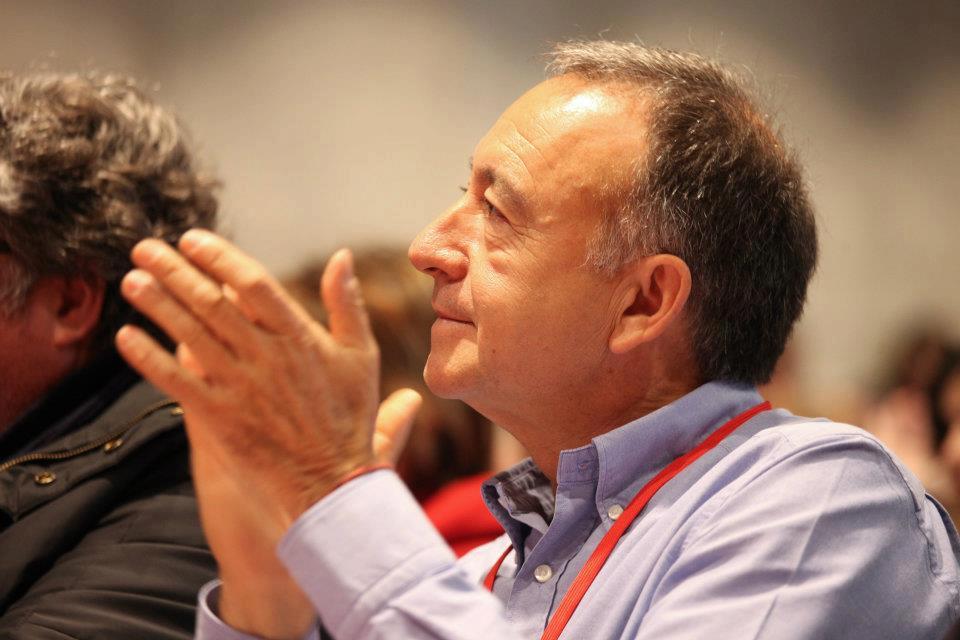 Antonio Poveda, en una imatge d'arxiu/PSC SantJoan Despí Facebook