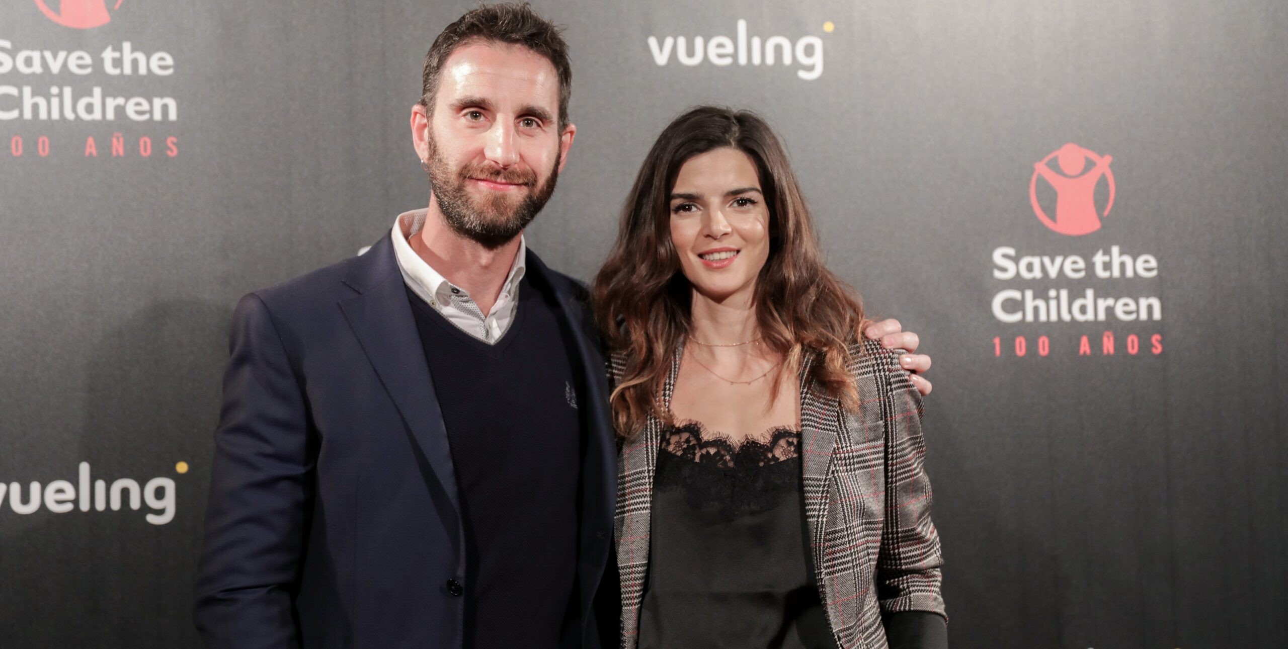 Dani Rovira i Clara Lago, en un 'photocall' - Europa Press