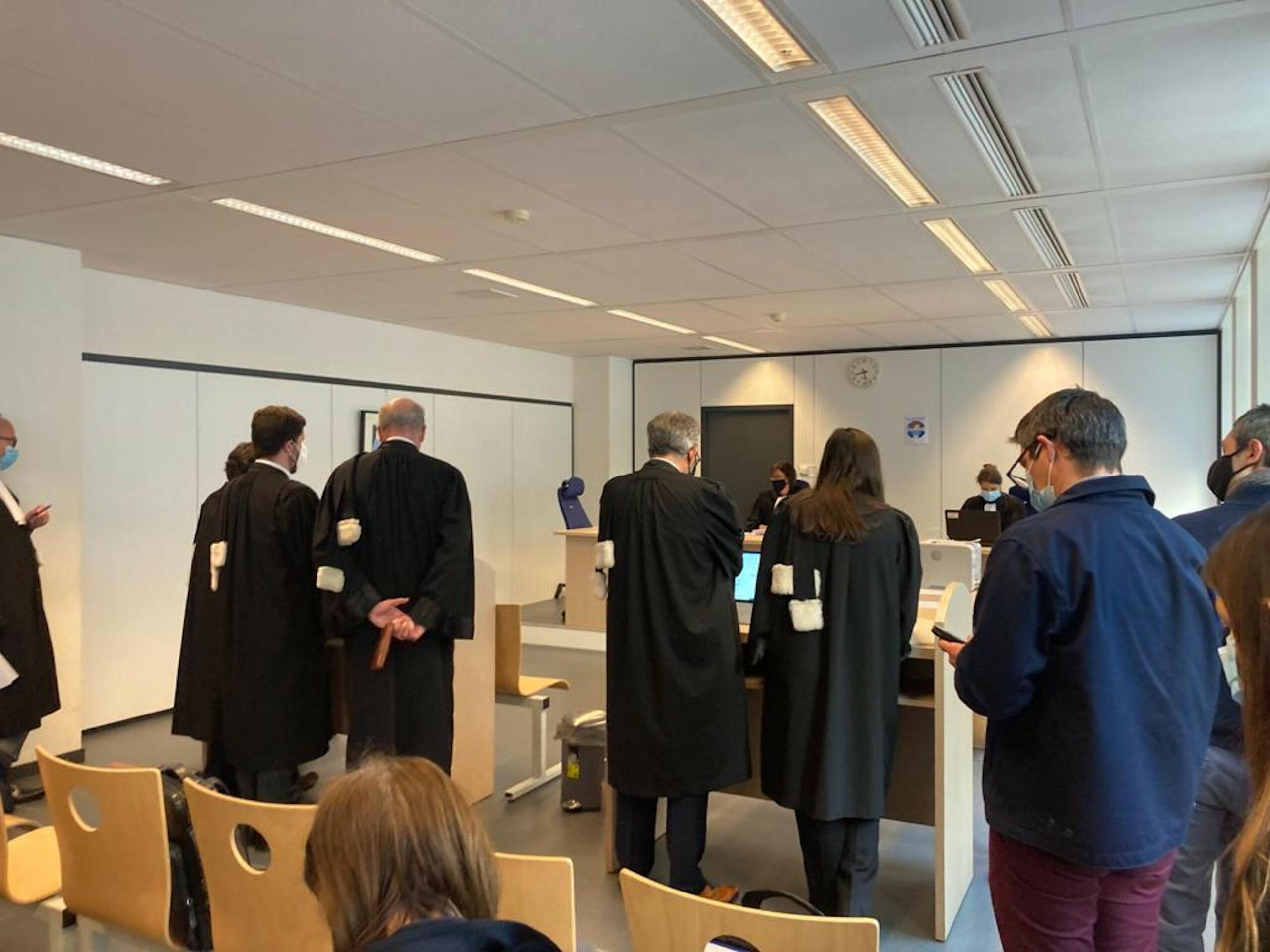 La primera vista judicial pel cas de les vacunes a Brussel·les | ACN