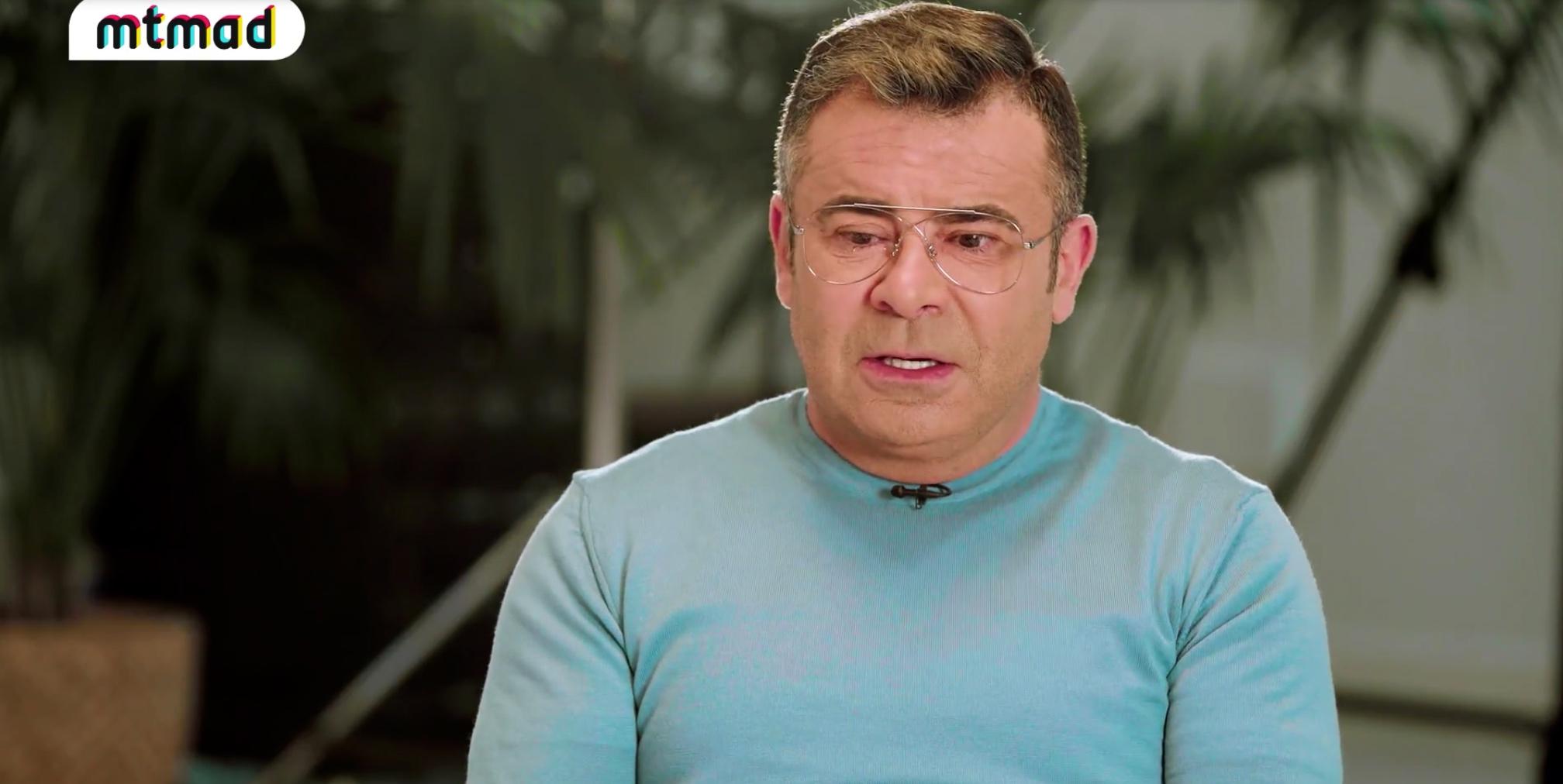 Jorge Javier se sincera en una entrevista amb Jesús Vázquez - Mtmad
