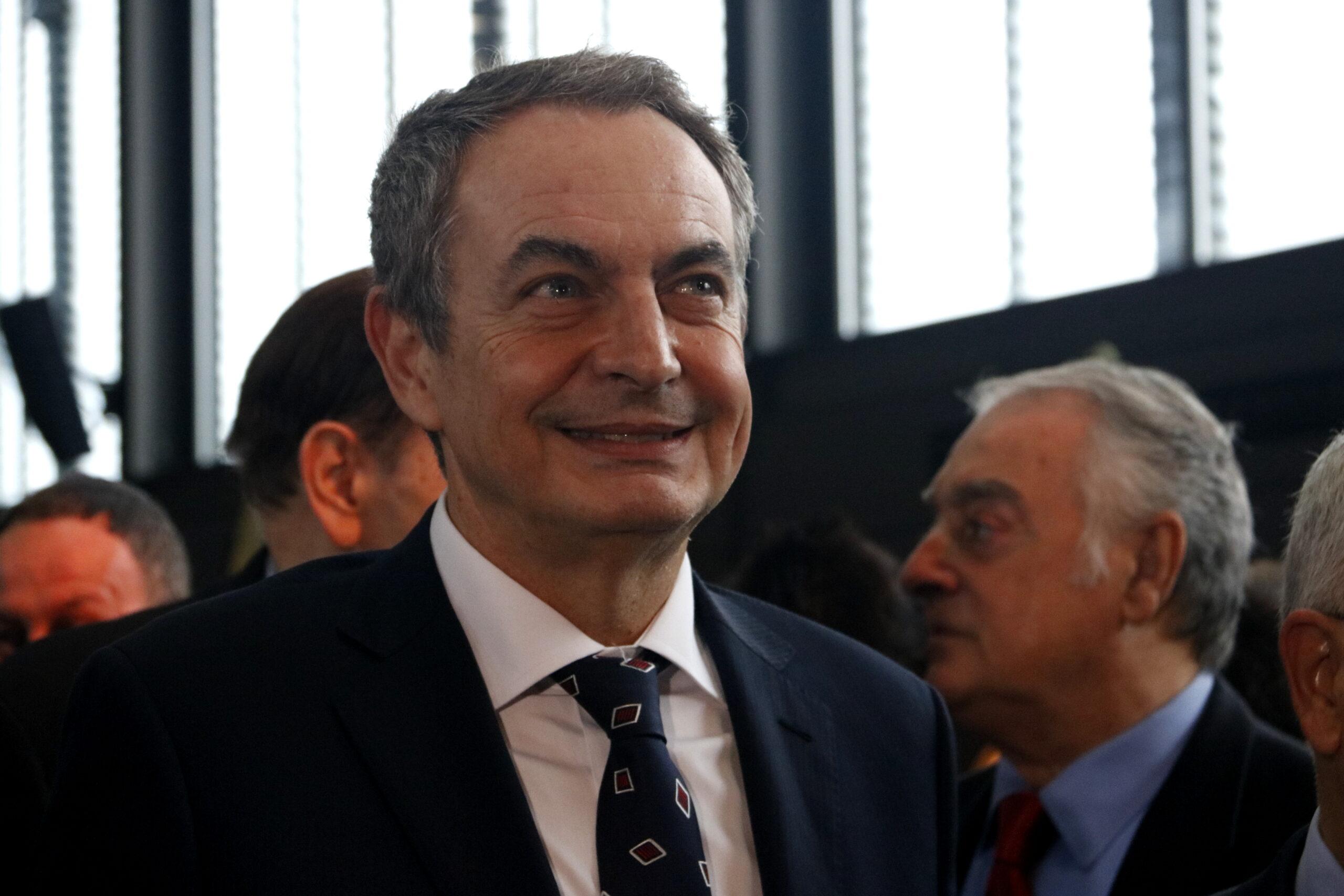 L'expresident del govern espanyol José Luis Rodríguez Zapatero | ACN
