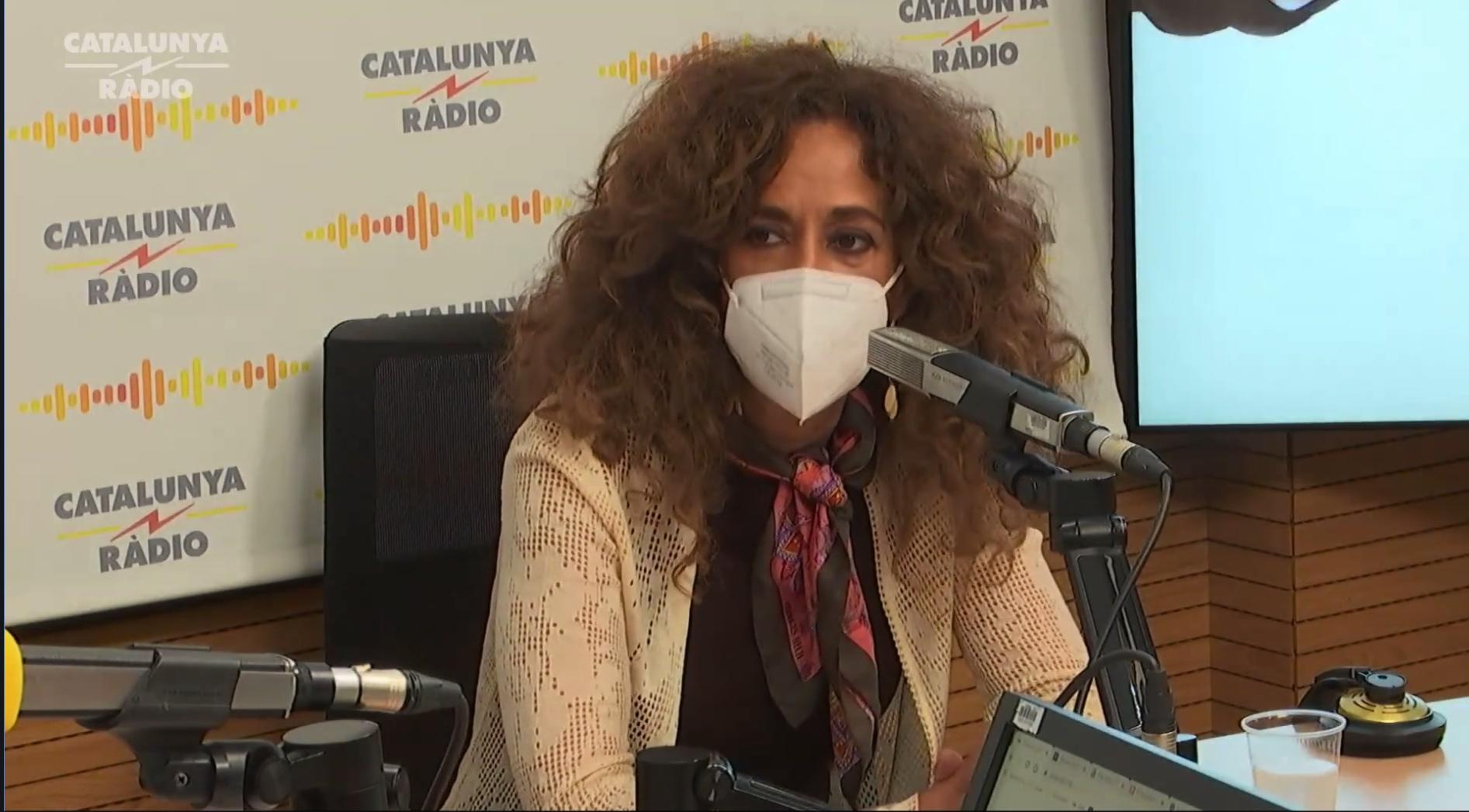 Rosario Flores a Catalunya Ràdio