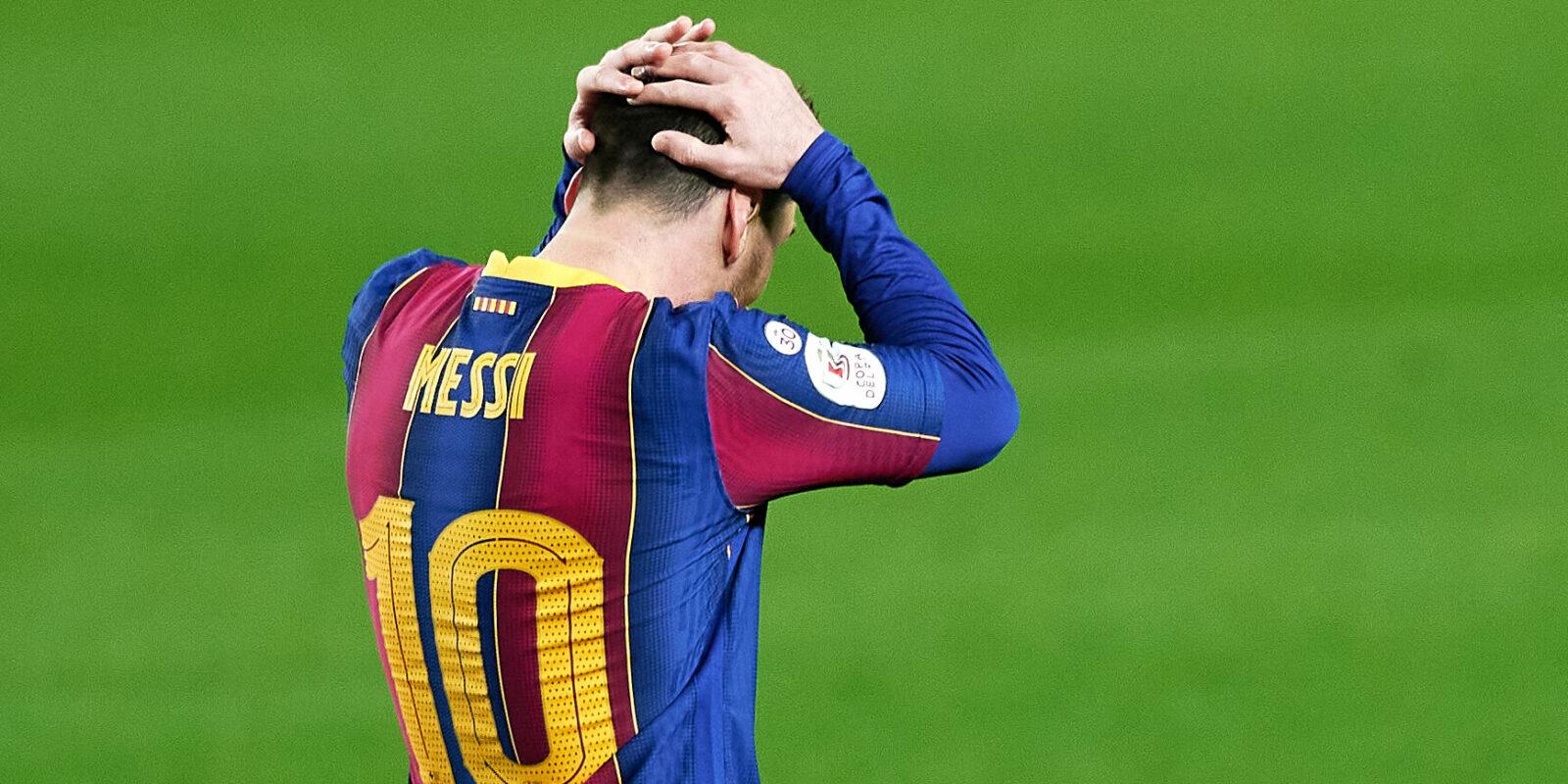 Messi, capità del Barça | Europa Press