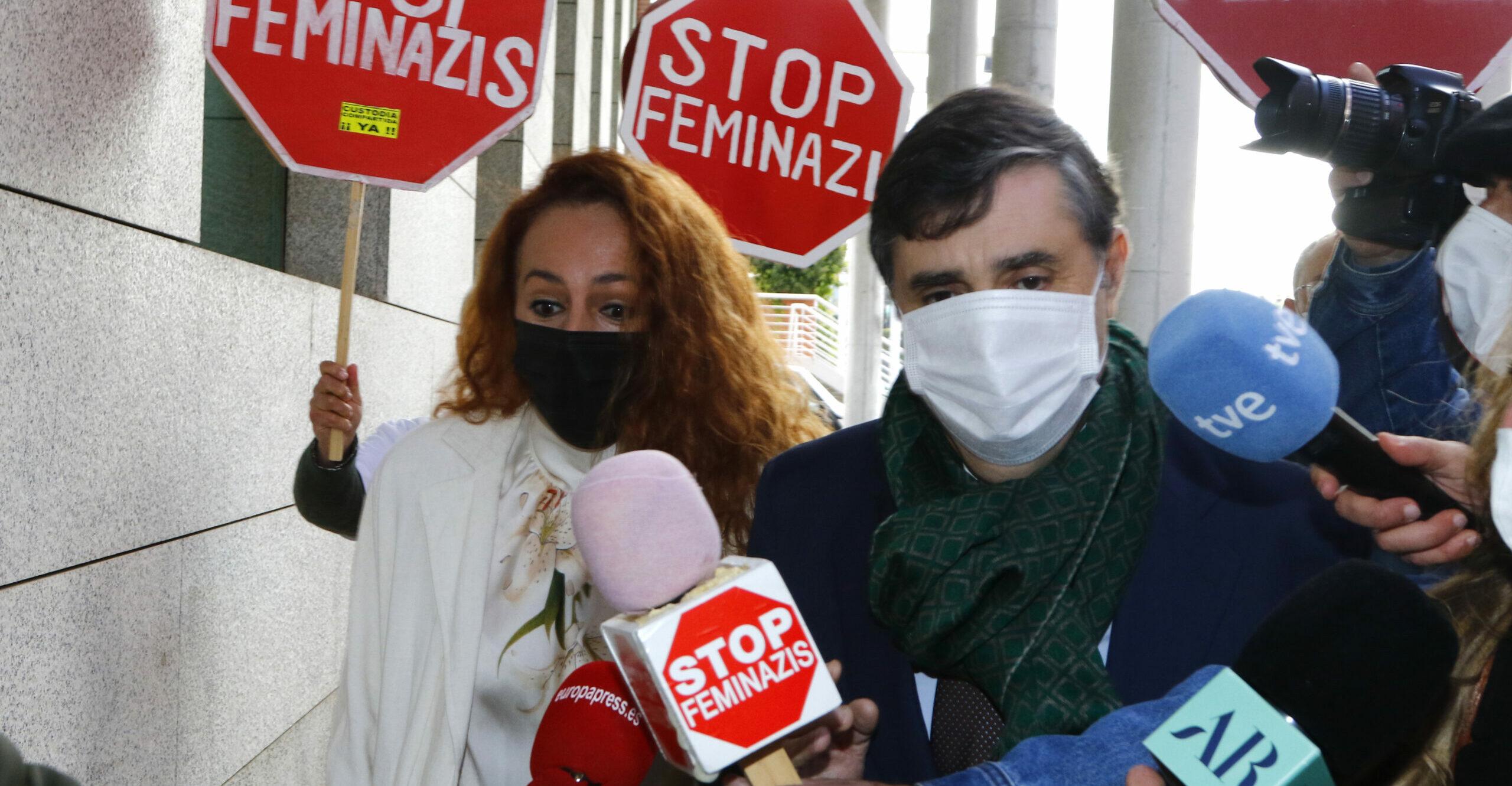 Rocío Carrasco, increpada a l'arribada als jutjats - Europa Press