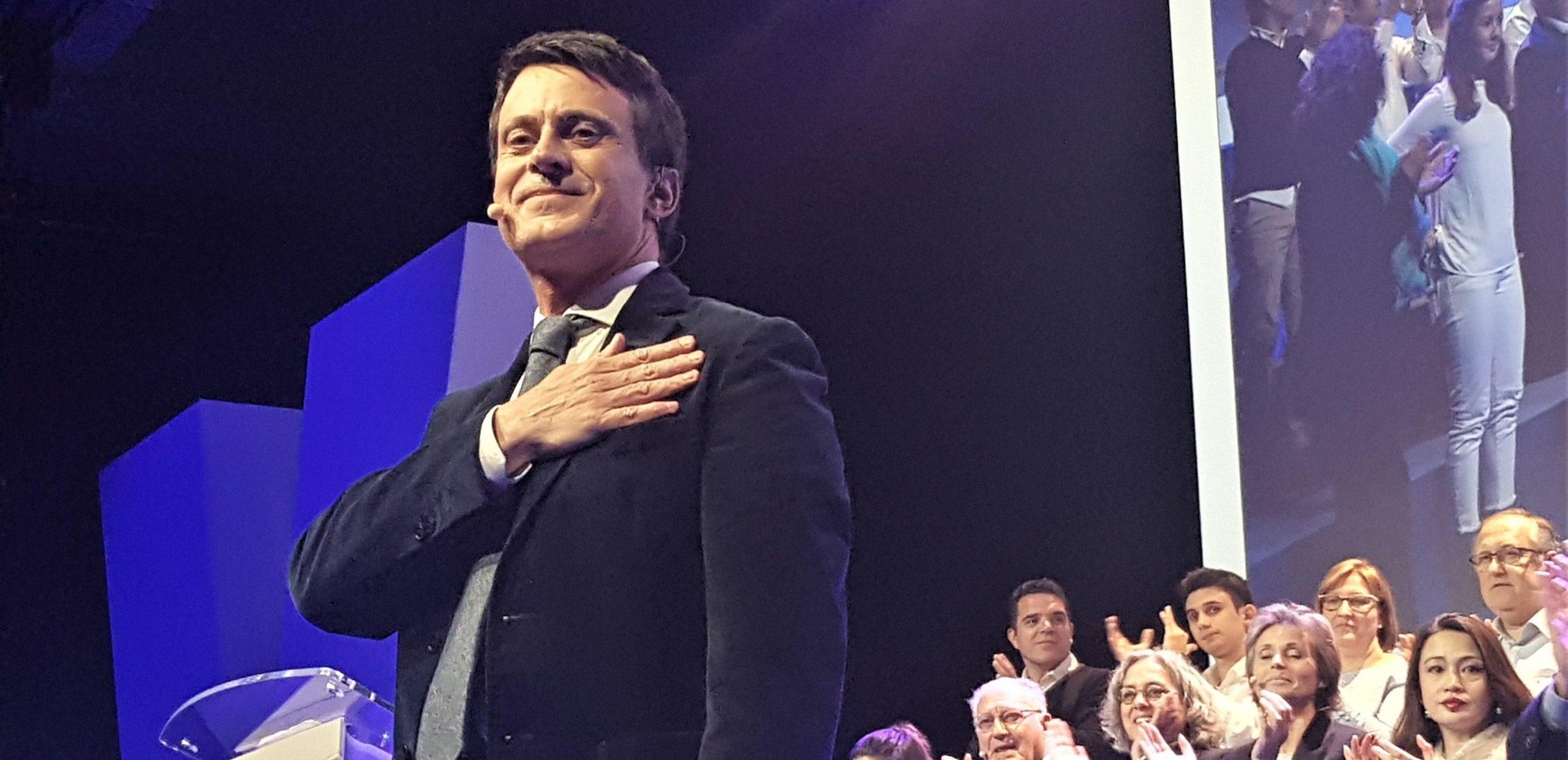 Manuel Valls, en una imatge d'arxiu / Europa Press