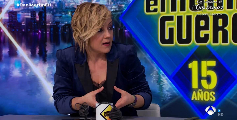 Cristina Pardo critica els polítics a 'El Hormiguero' - Antena 3