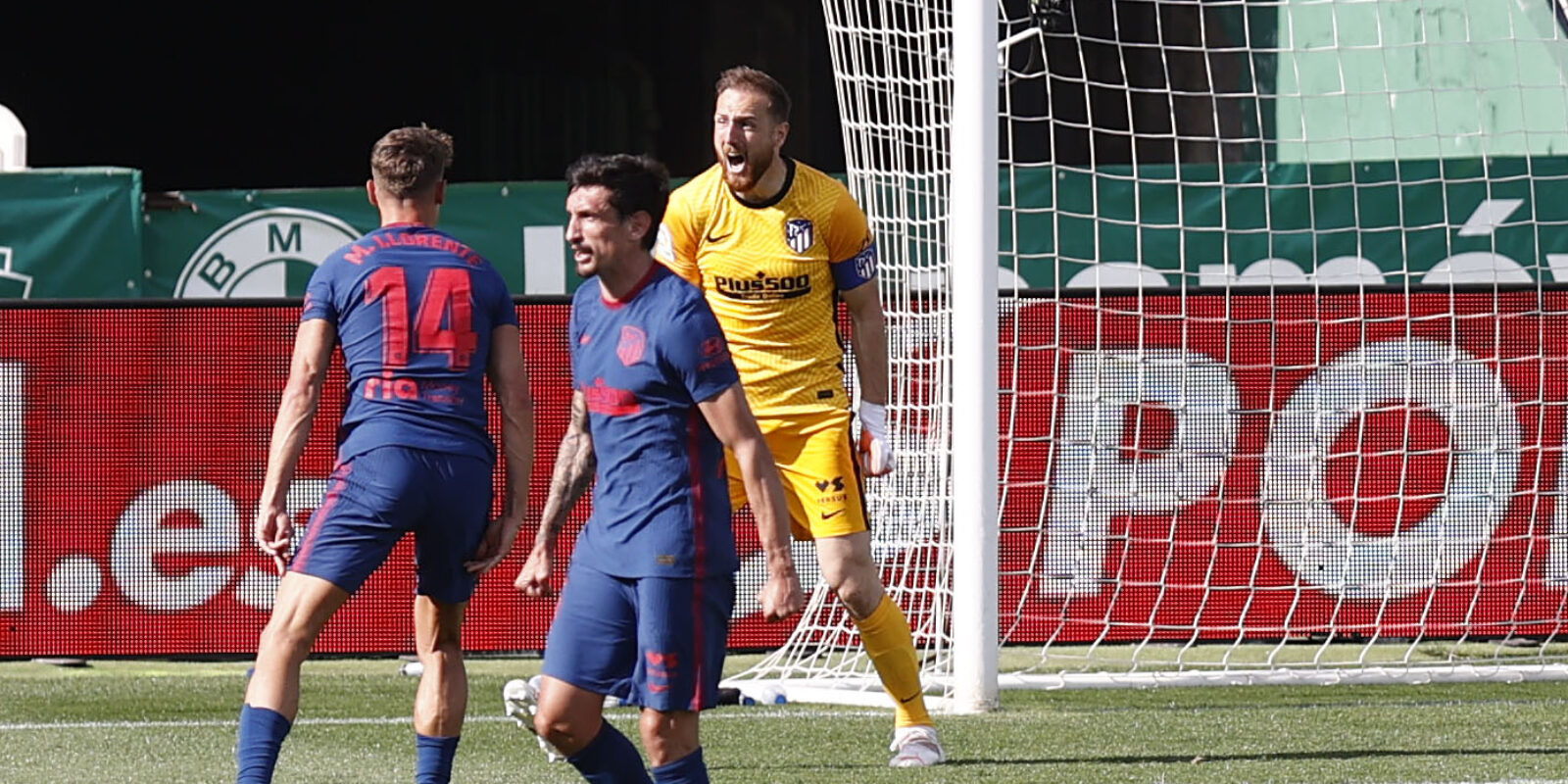 Oblak, porter de l'Atlètic de Madrid | Atlético de Madrid