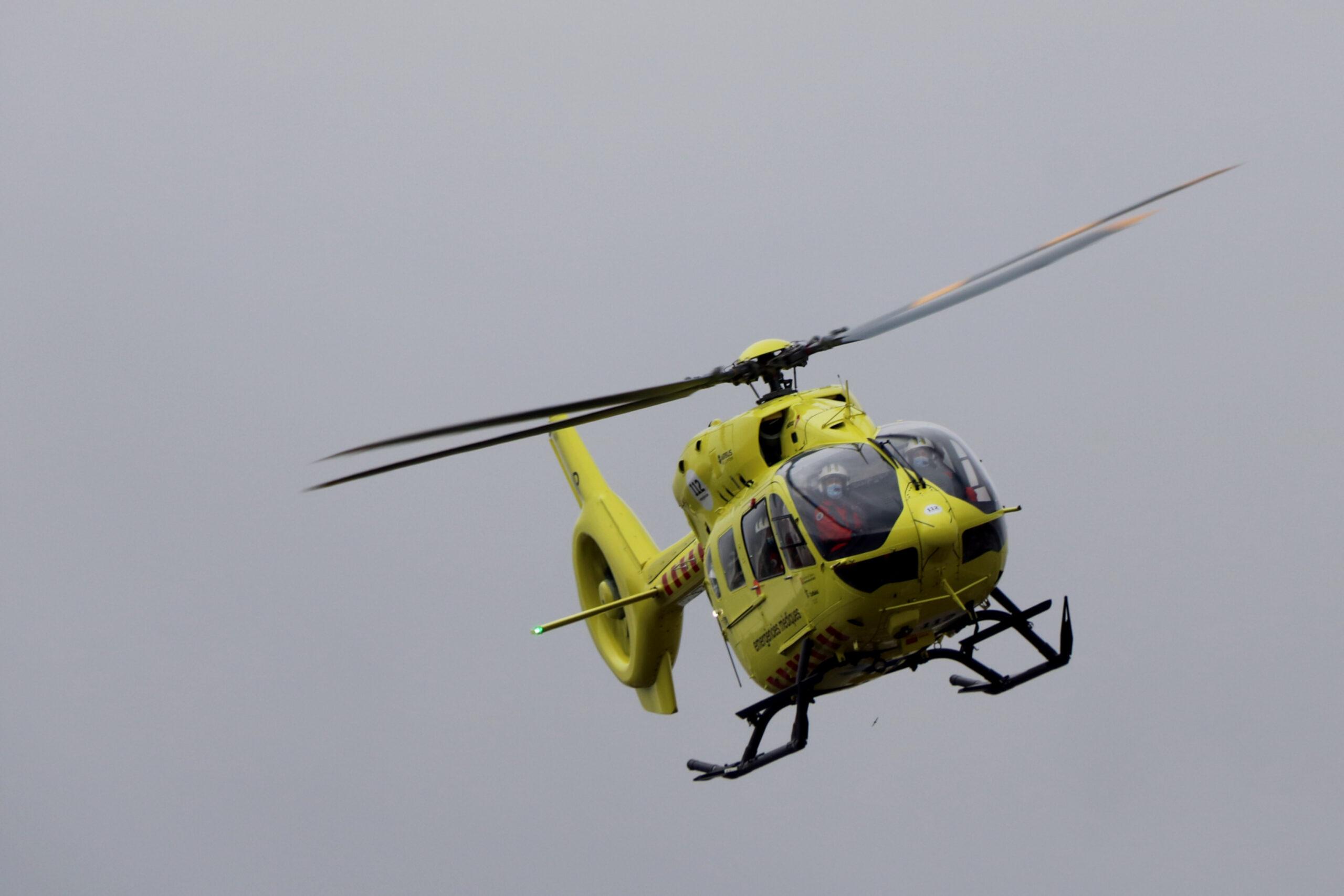 Un helicòpter del SEM | ACN