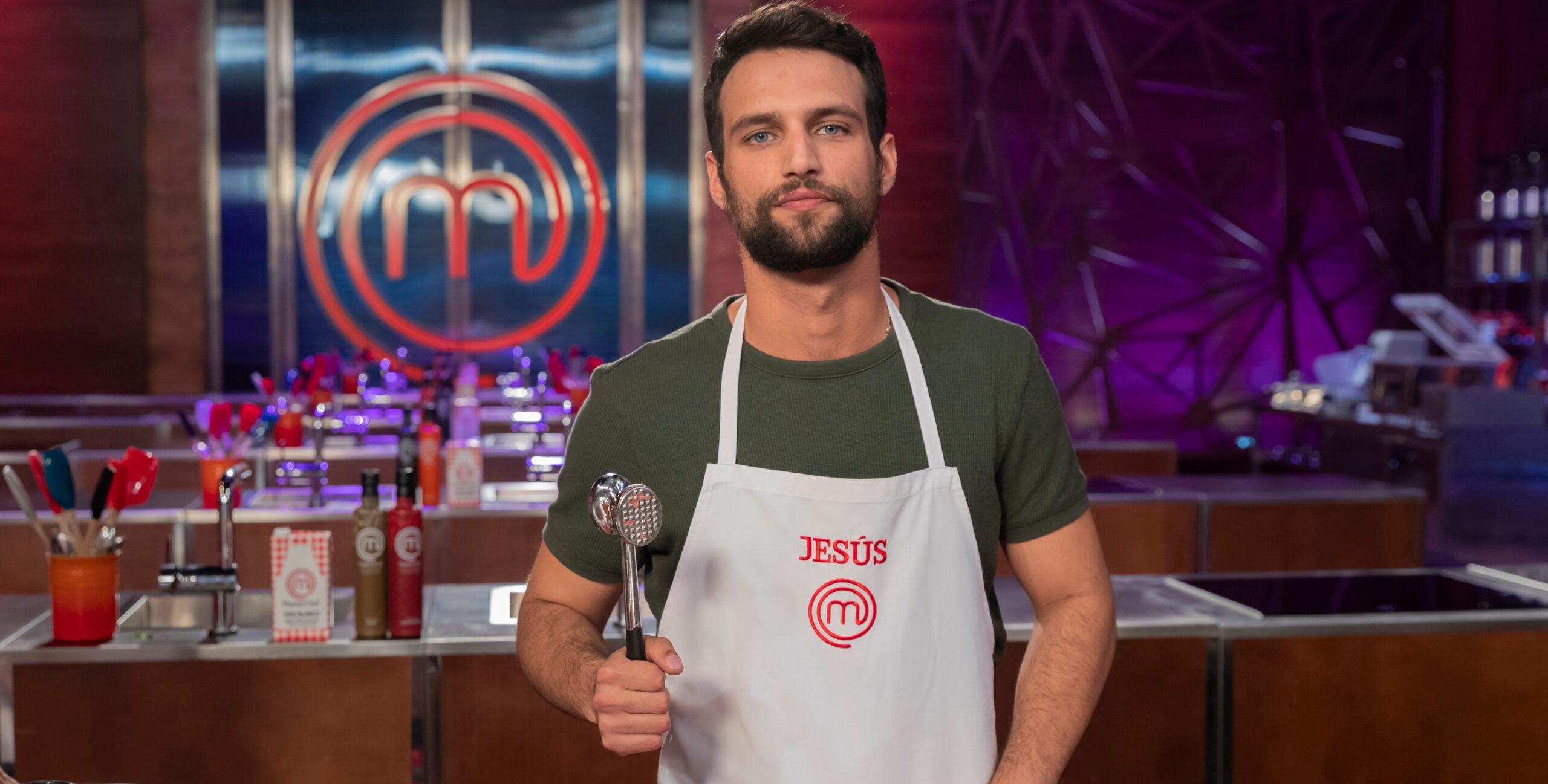 Jesús Castro, concursant de 'Masterchef' - TVE