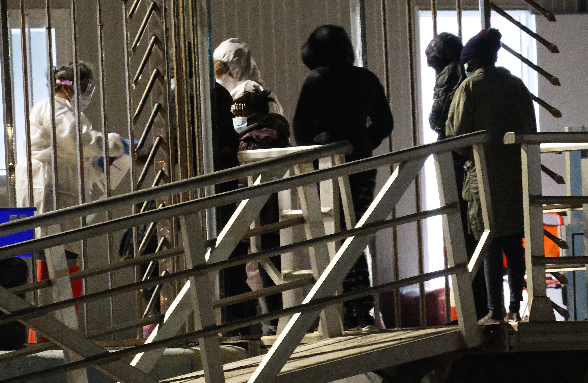 Grup de migrants arriben a Canàries, entre ells alguns menors no acompanyats / EP