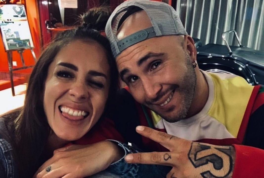Kiko Rivera i Anabel Pantoja, en una foto d'arxiu _ Instagram