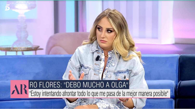 Rocío Flores   Telecinco