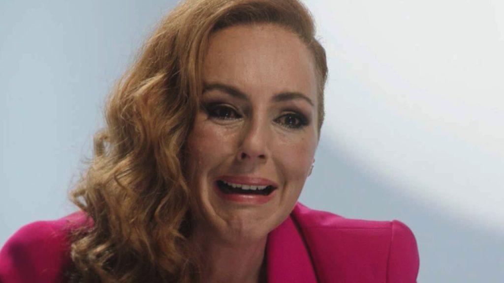Rocío Carrasco plora en l'última entrega del documental - Telecinco