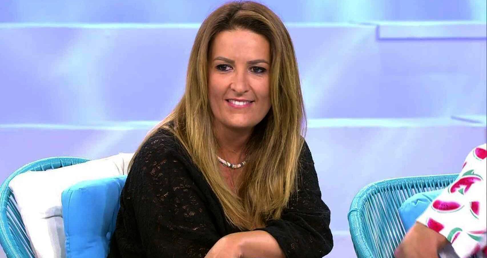 Laura Fa, en directe a Telecinco