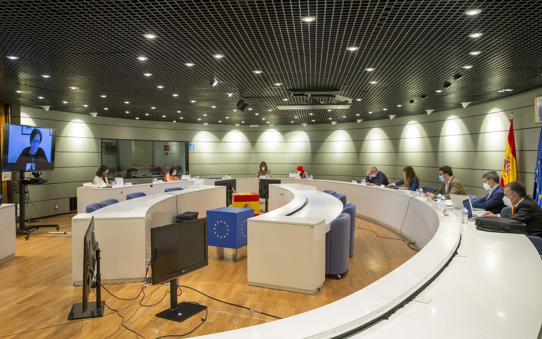 La Comissió Tripartita que està estudiant la pròrroga dels ERTO (ACN)