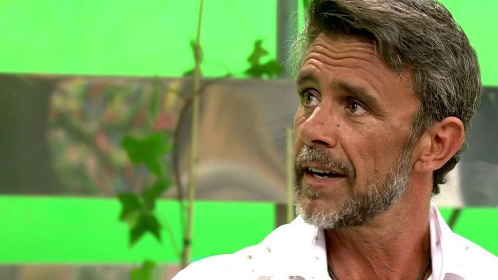 Alonso Caparrós se sincera a 'Sálvame' - Telecinco