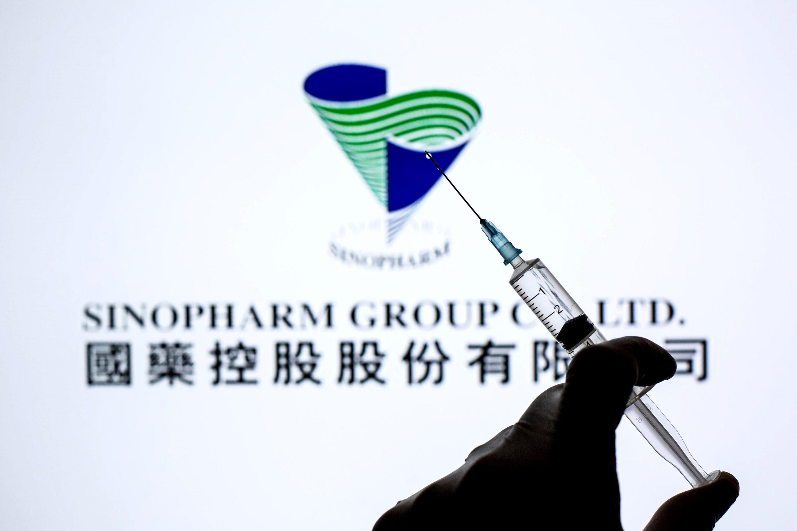 Una dosis de la vacuna xinesa / EP