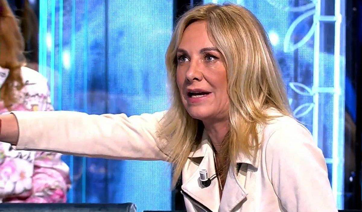 Belén Rodríguez, indignada amb les companyes - Telecinco