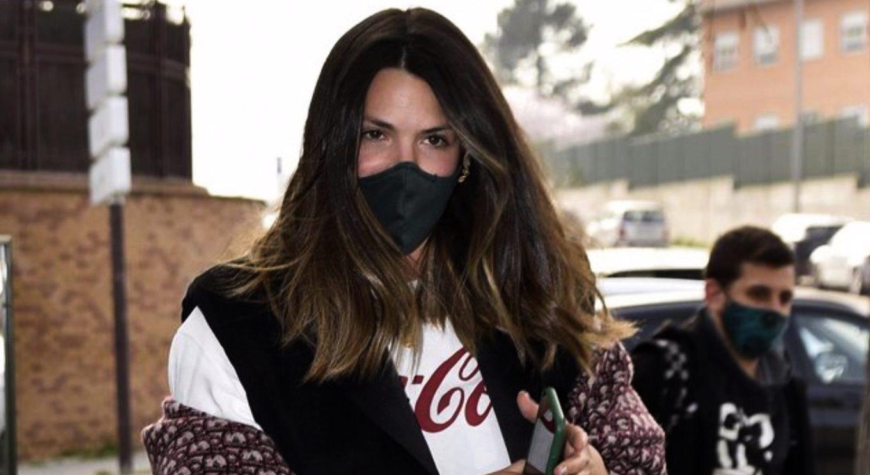 Laura Matamoros, enxampada pels 'paparazzi' - Europa Press
