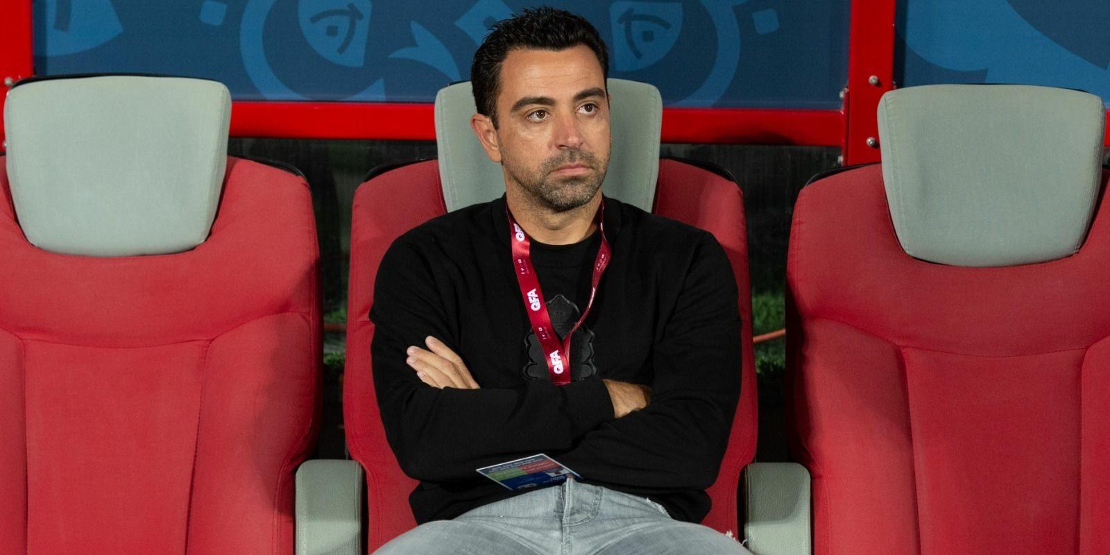 Xavi, entrenador de l'Al Sadd | Al Sadd